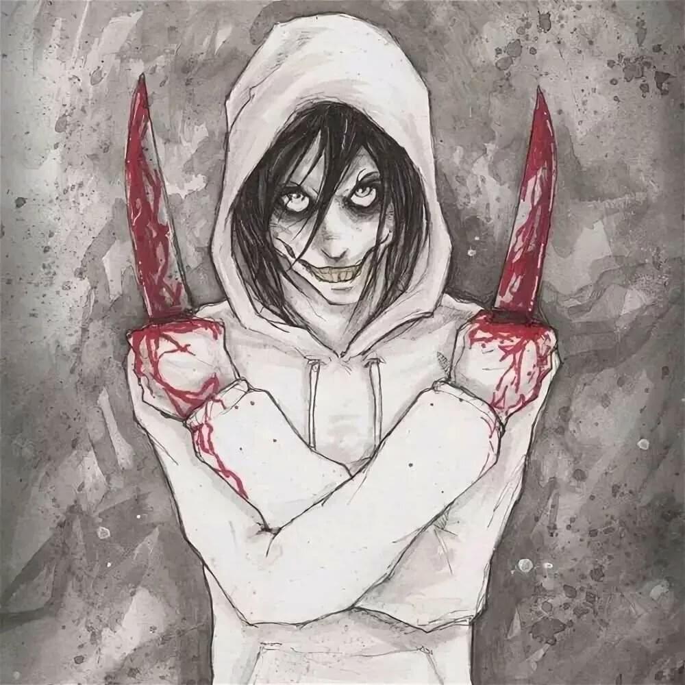 Картинки джеффа убийцу из крипипасты