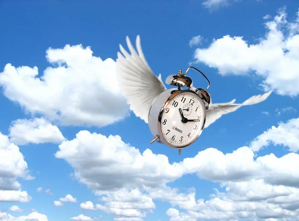 Картинки время летит, анимации мая