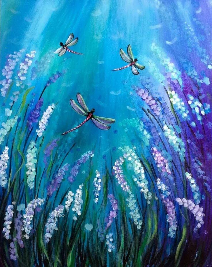 Выздоравливай прикольная, картинки со стрекозами и цветами