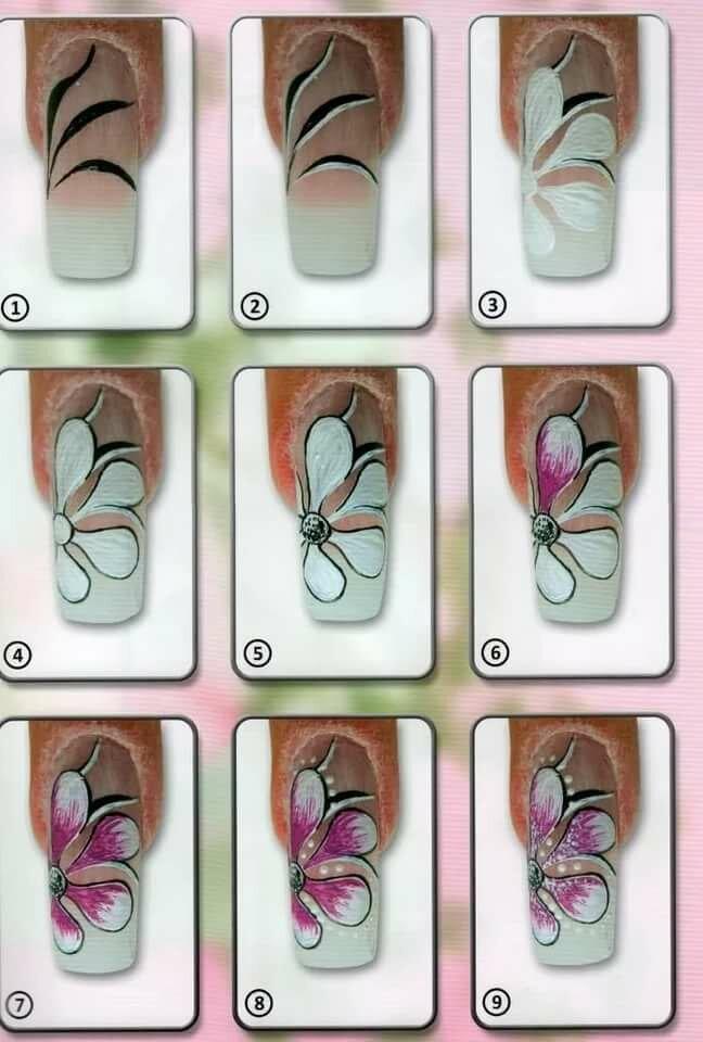 обнажённая уроки на ногтях в картинках одновременно требователен уходе