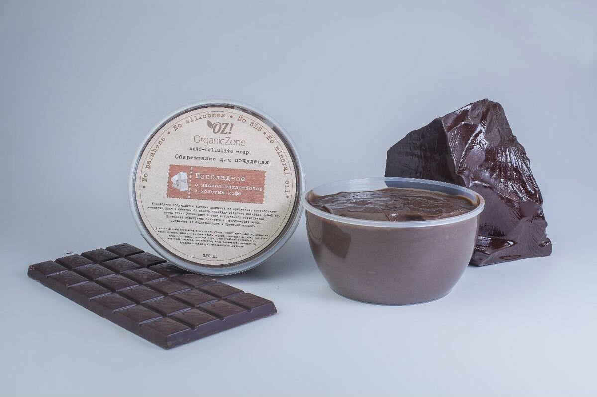 обертывание с какао для похудения