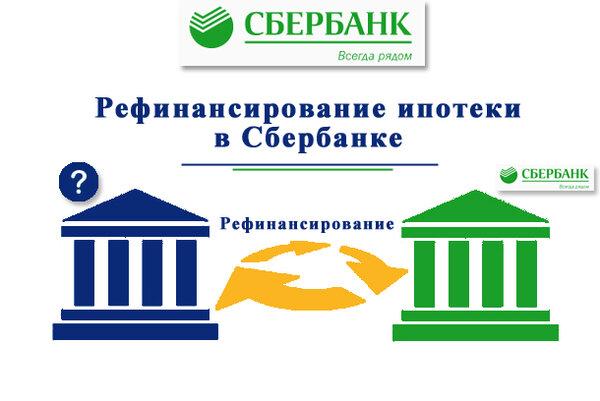 Рефинансирование кредита барнаул сбербанк