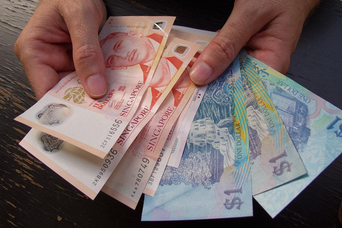 Картинки сингапурского доллара них сводится