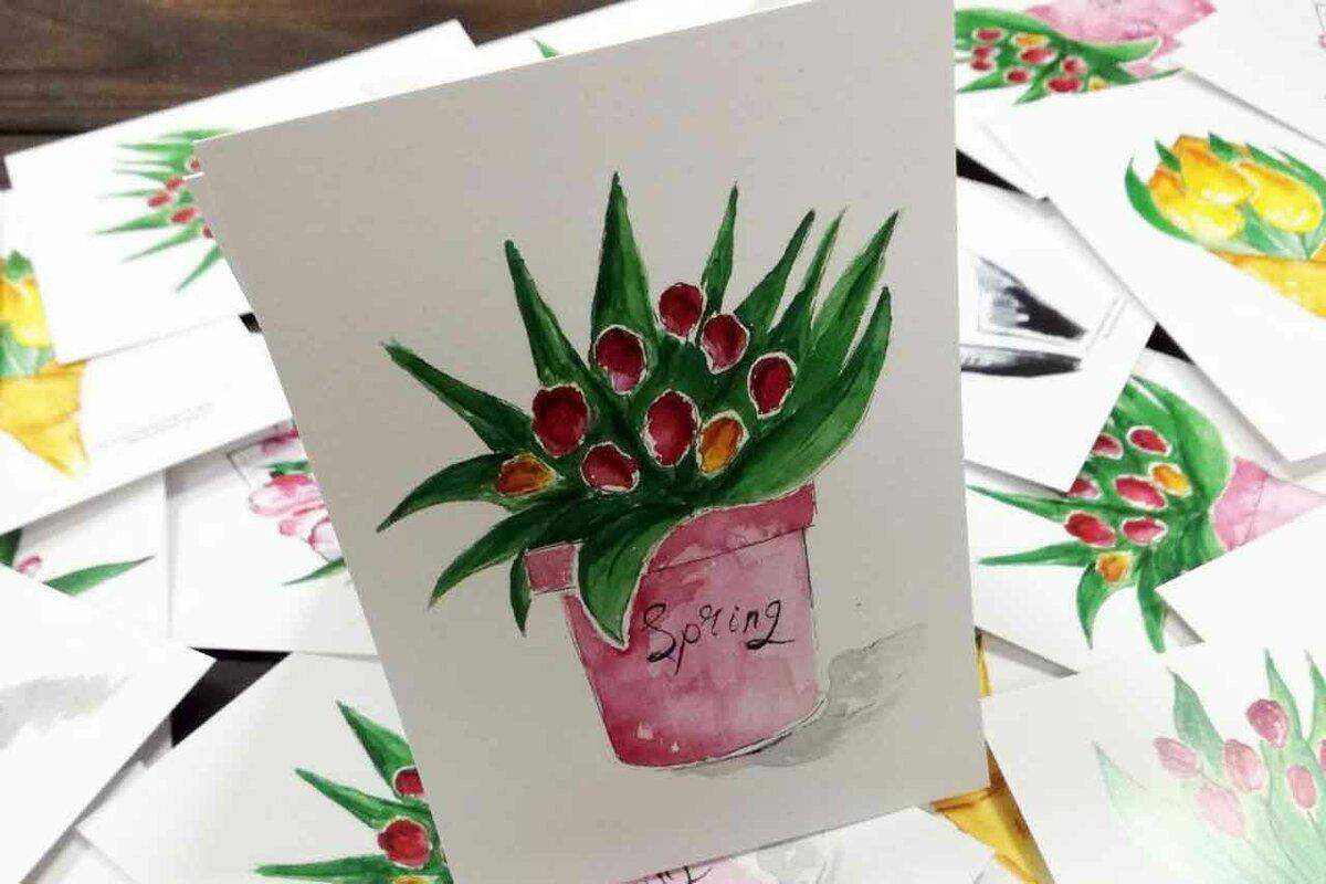 Зодруз муборак, печать открытки брянск