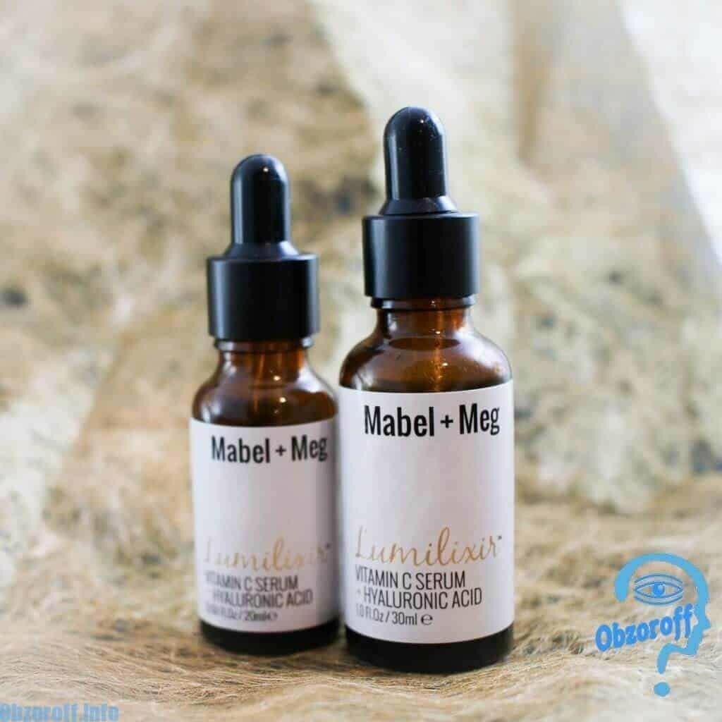 Сыворотка для счастливой кожи Mabel Meg в Батайске