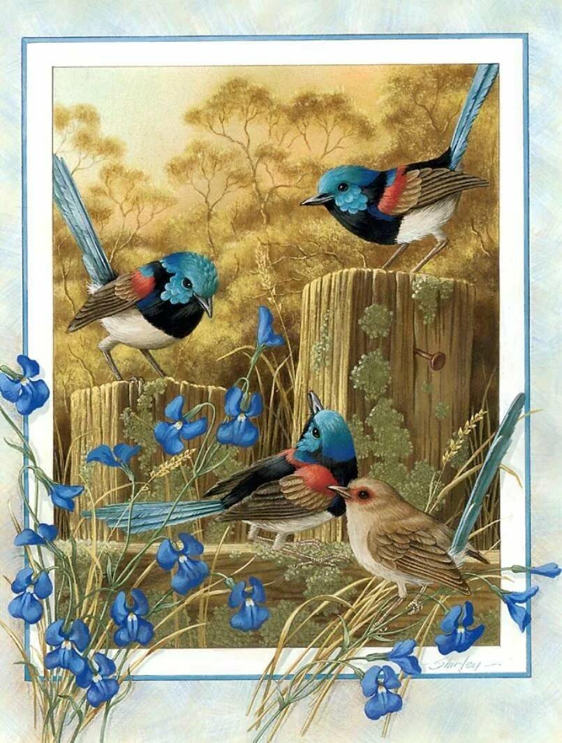 Открытки с днем птицы, лет совместной жизни