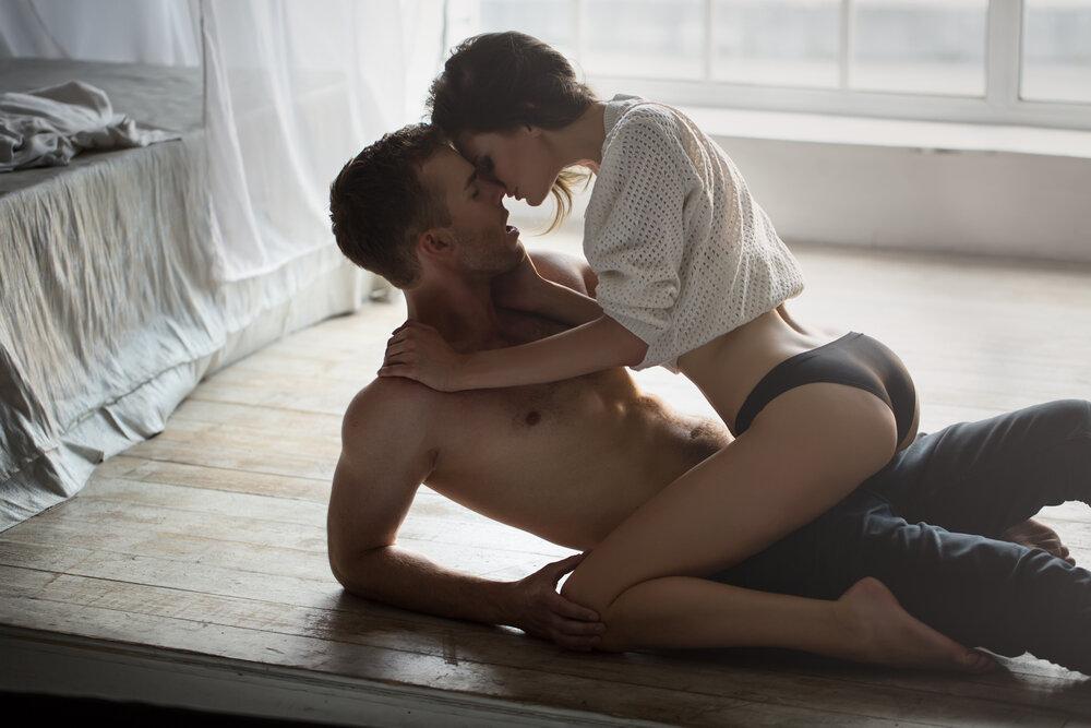Фото красивых девушек и парней вместе секс #14