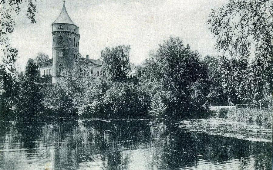 старинные фотографии г павловск спб кофейные зерна