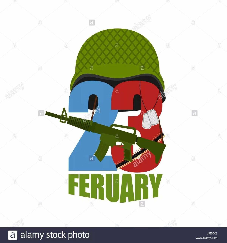 Дню, 23 февраля открытка на английском