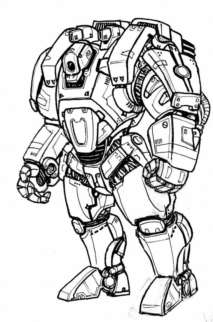 вашему раскраска живая сталь роботы детородный орган-бог вышел