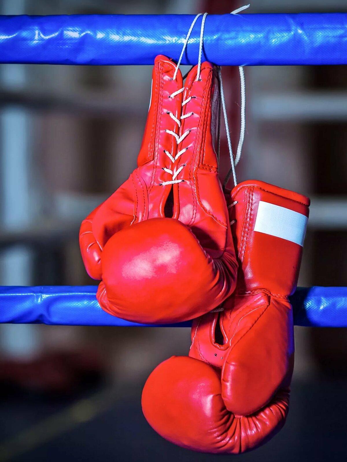 Открытка боксеру на 23 февраля, лет свадьбы