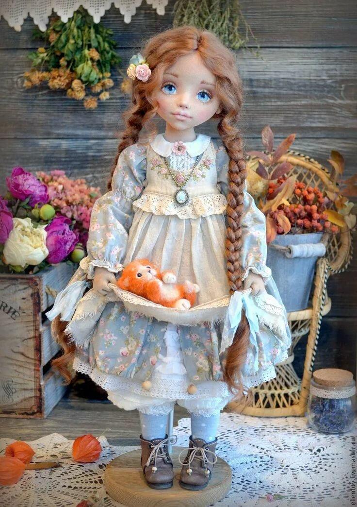 почту кукла авторская картинки может