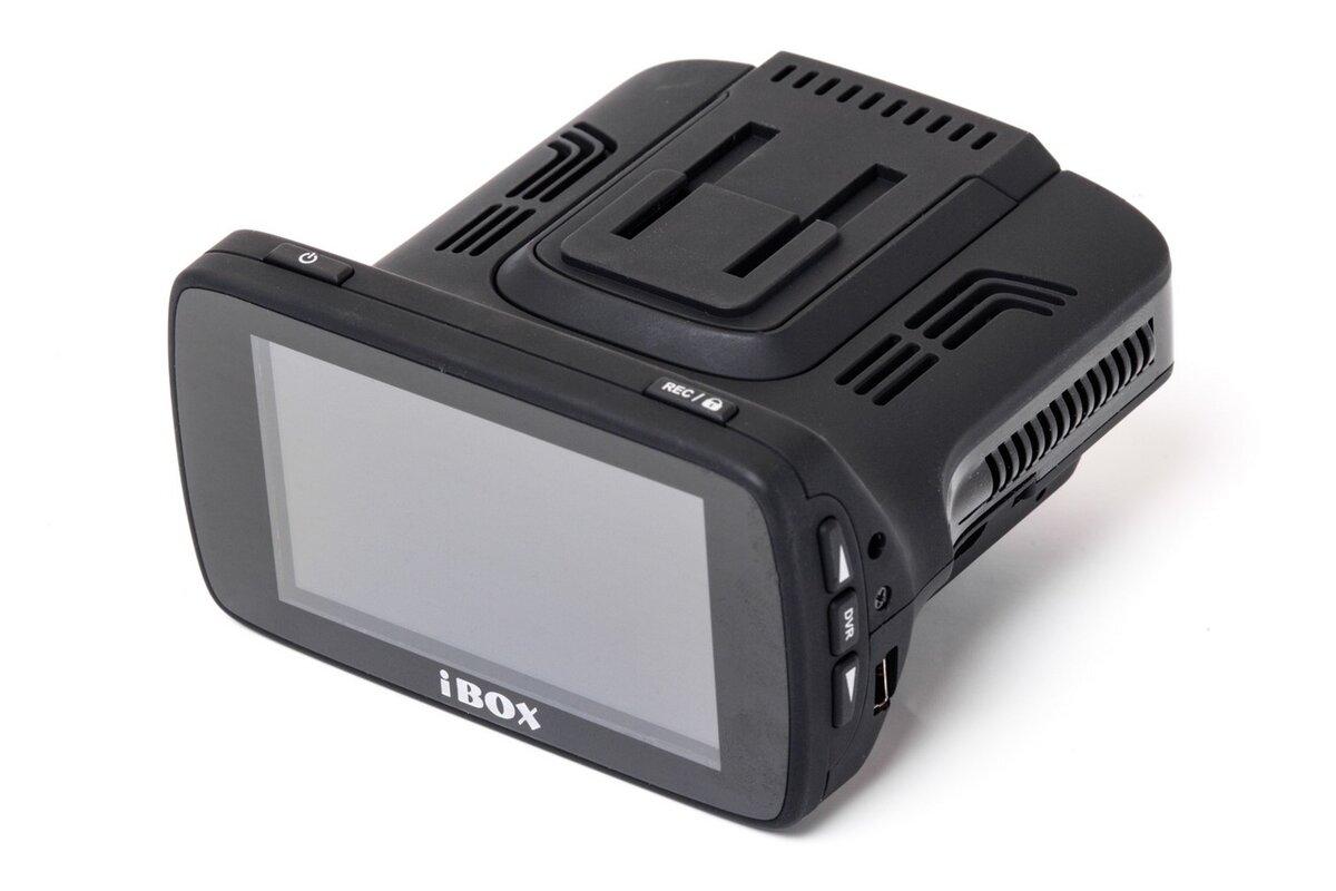 Видеорегистратор IBOX COMBO F5 в Запорожье
