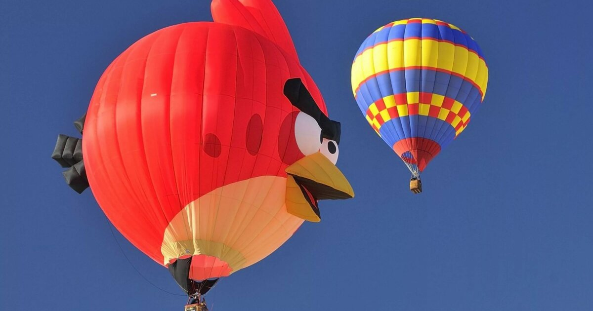 Воздушный шар смешной картинки