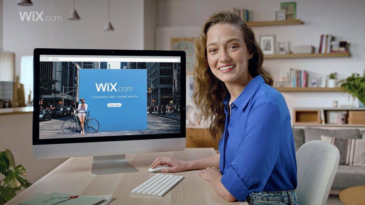 Продвижение сайта на виксе палитра при создании сайта
