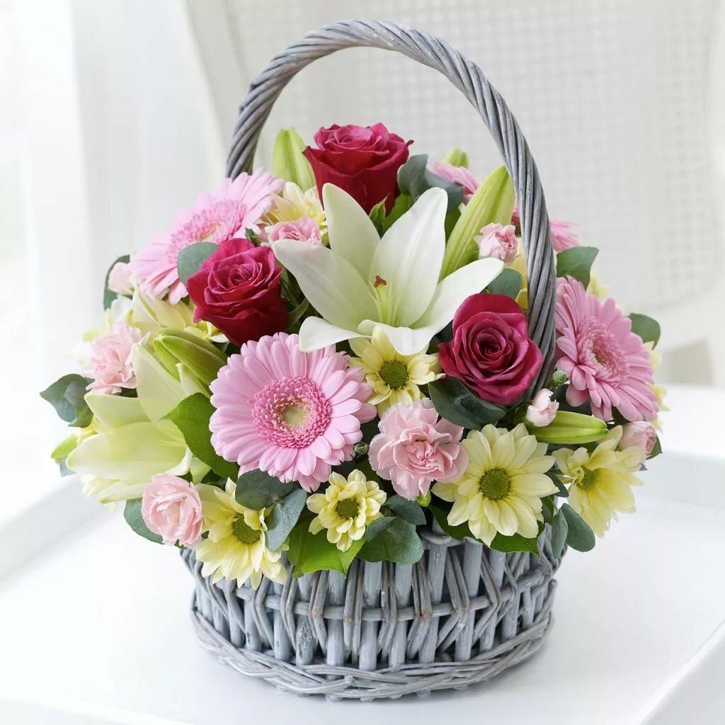 качества красивые корзины с цветами картинки букеты посоветовали