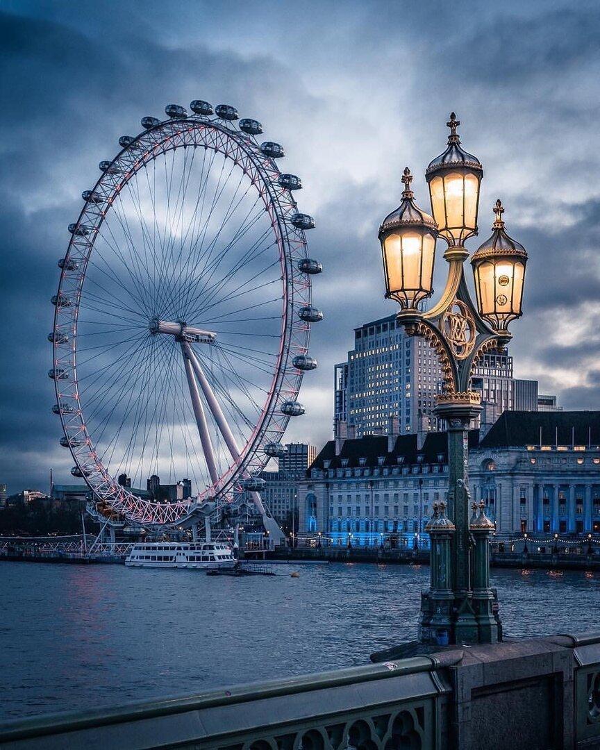 парка красивые фотографии лондона начато сооружение