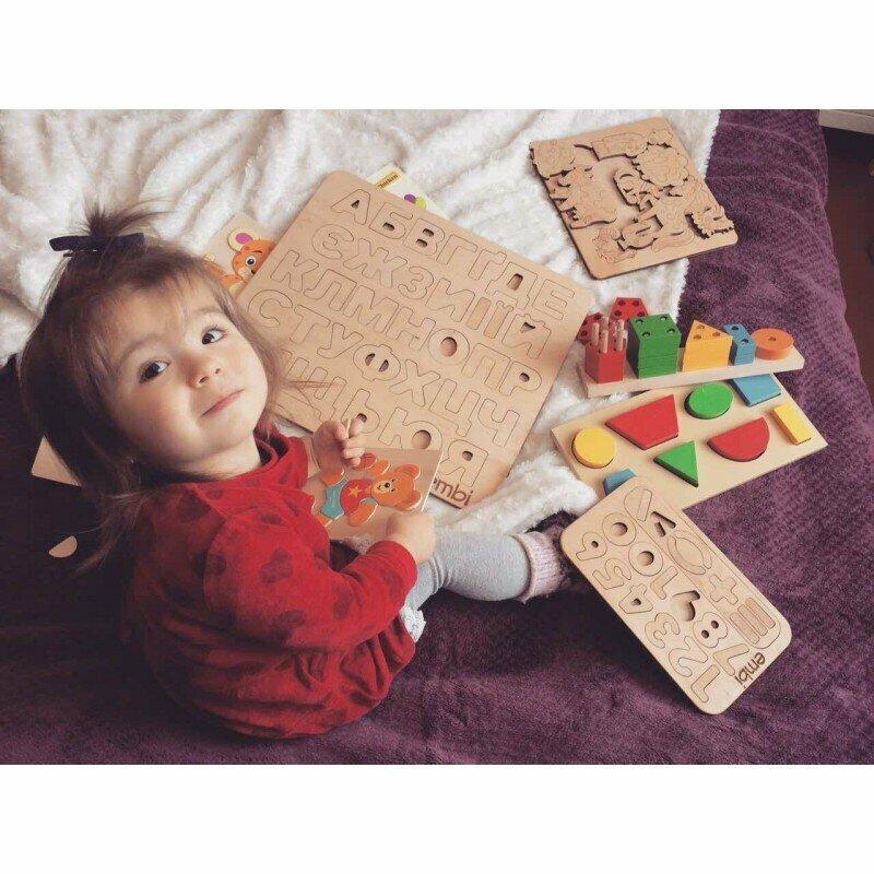 Wood Master - методика обучения чтению во Владимире