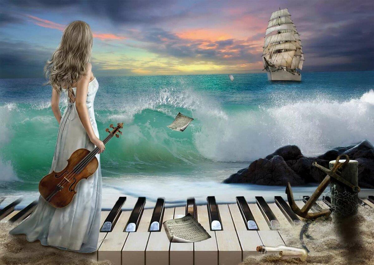 Свои открытки со своей музыкой