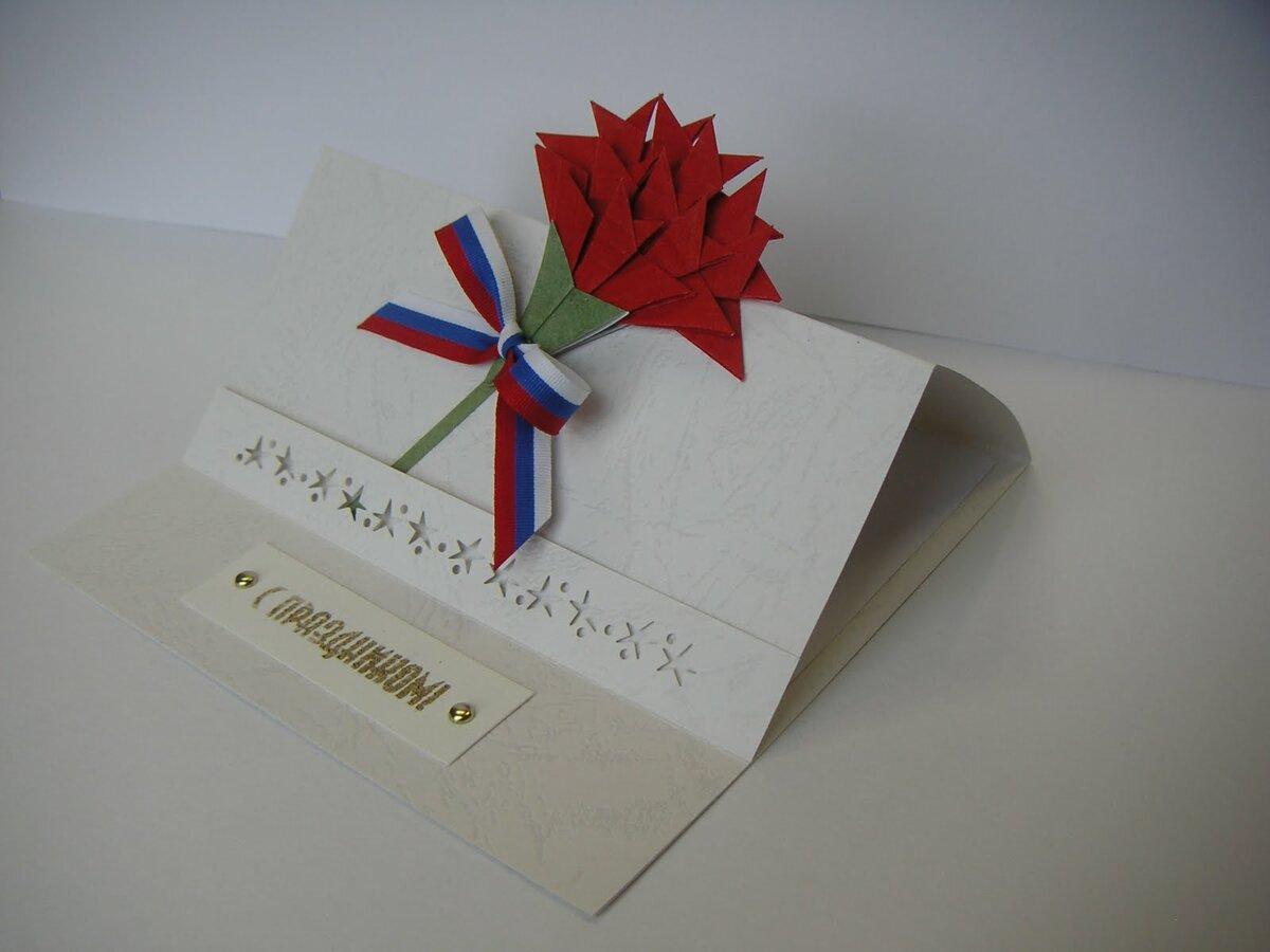 Сделать объемную открытку своими руками на 9 мая, довольная женщина ярослава