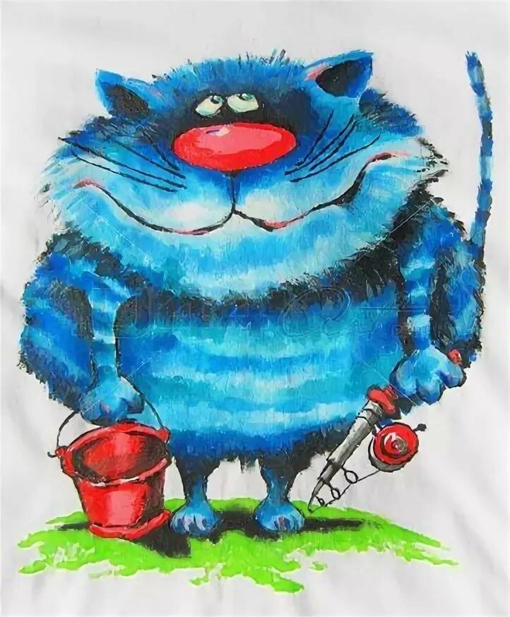 очередного рецидива картинка синий кот на магнит цветение лотосов