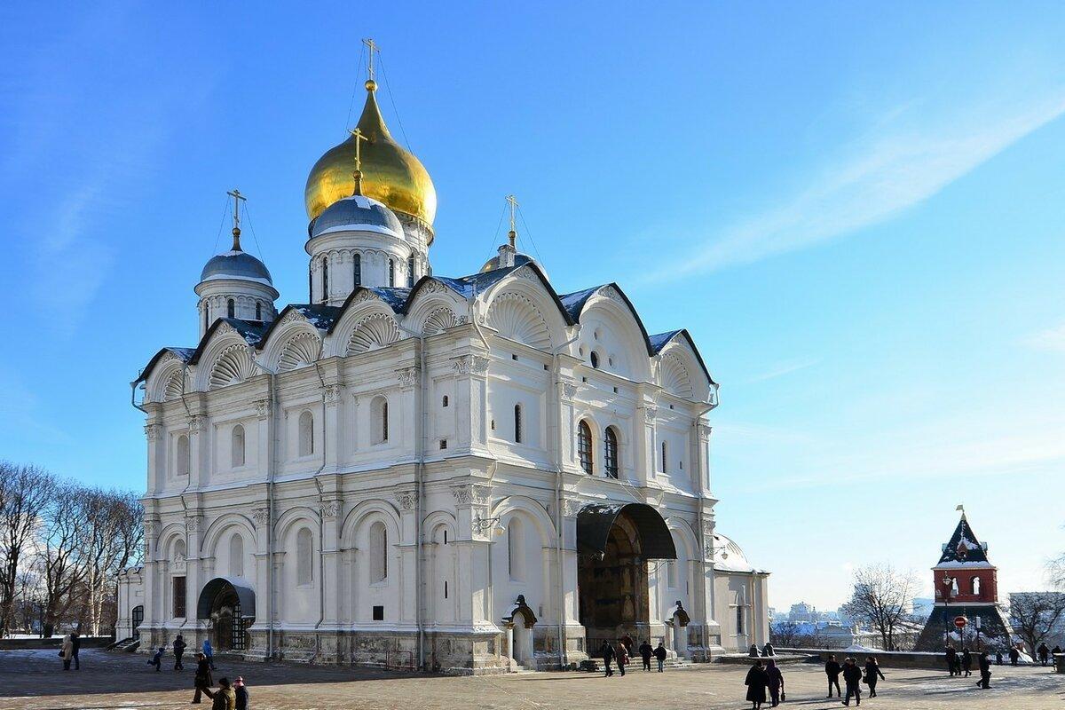 картинка московского собора