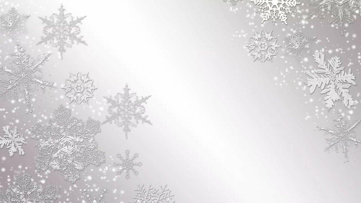Сказки, открытки на новый год со снежинками