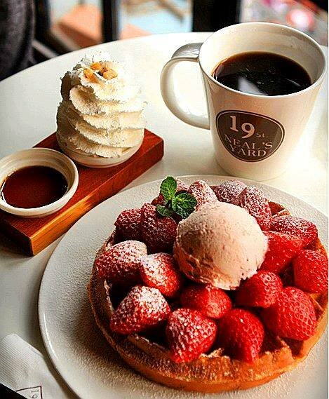Картинки кофе со сладостями