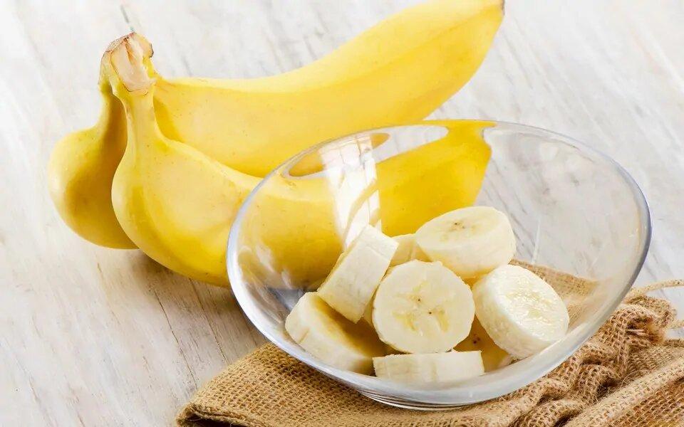 Спелые сладкие бананы