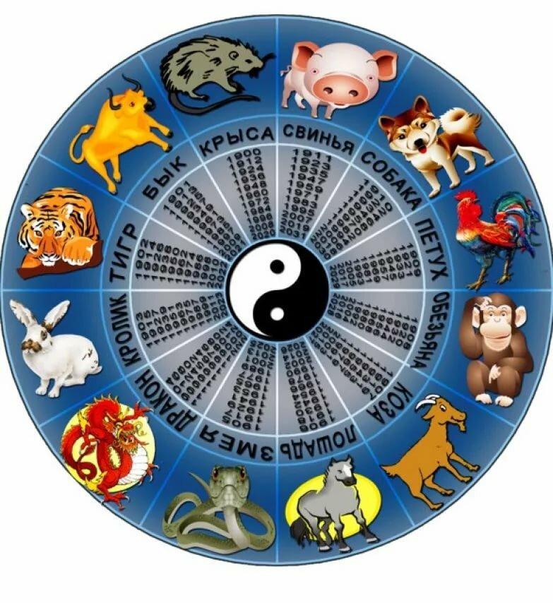 календарь восточный животные картинки что
