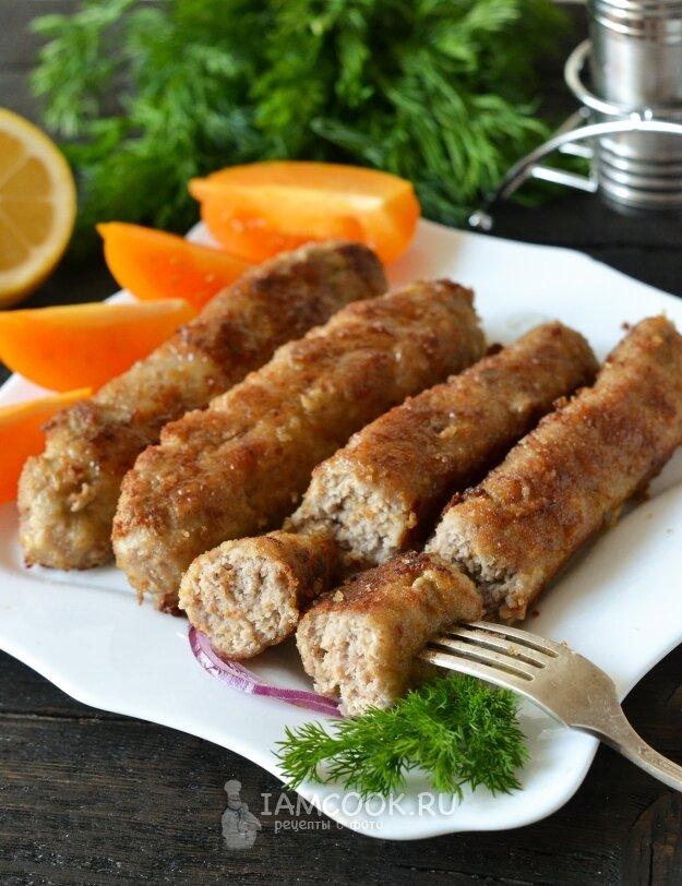 Рецепты мясных блюд на сковороде с фото