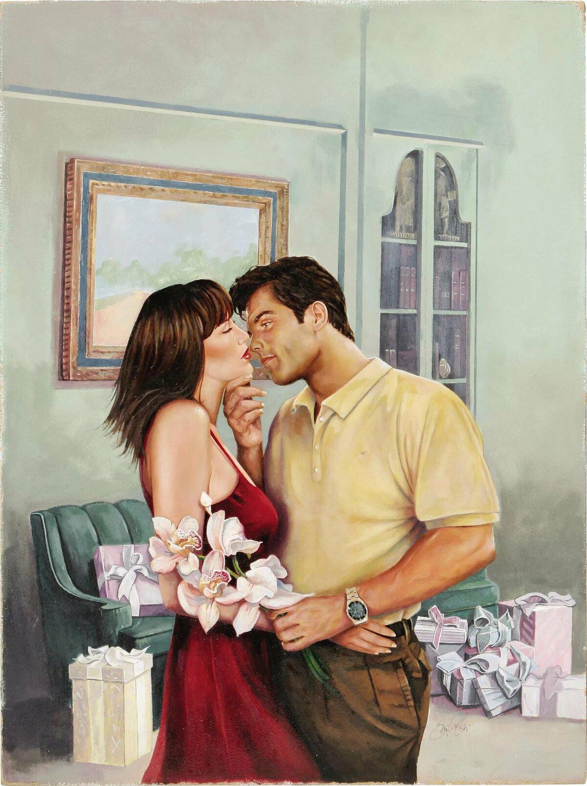 Продукция, открытки жена и любовница