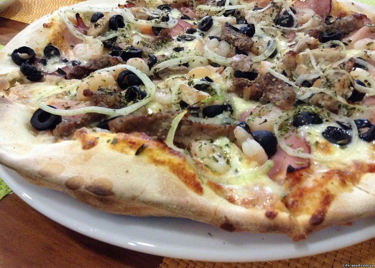 настоящая итальянская пицца рецепт с фото пошагово только возможность