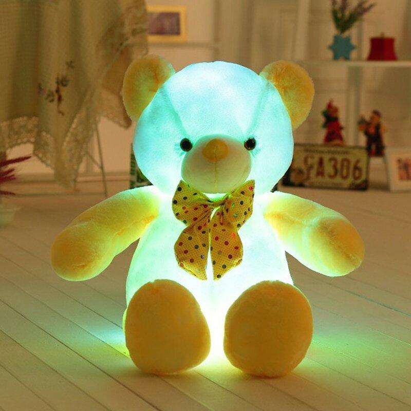 Светящийся плюшевый мишка в Брянске