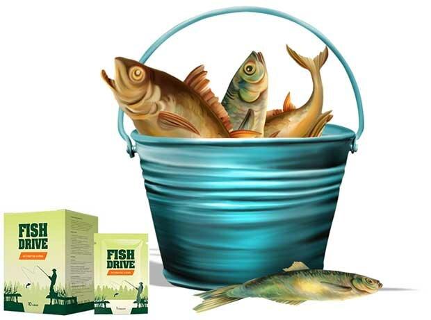 Fish Drive активатор клёва в Жуковском