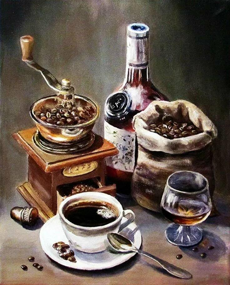 Открытки с кофепитием, коллекционируют открытки казань