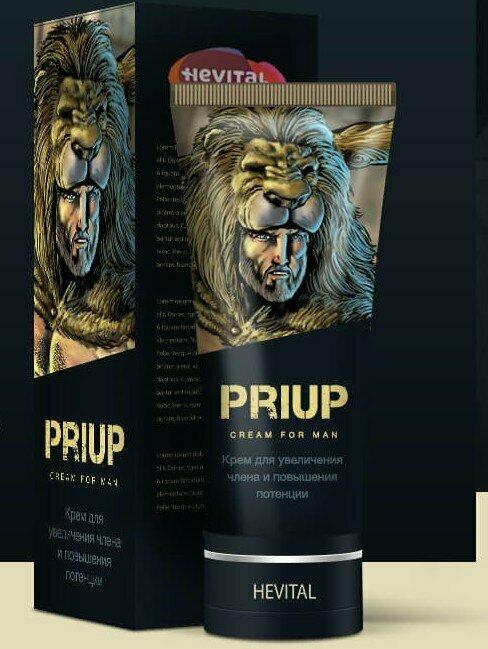 PriUp для увеличения члена в Рубцовске