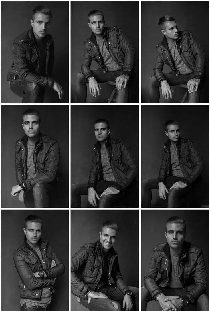 как хорошо получаться на фотографиях мужчинам прежде чем