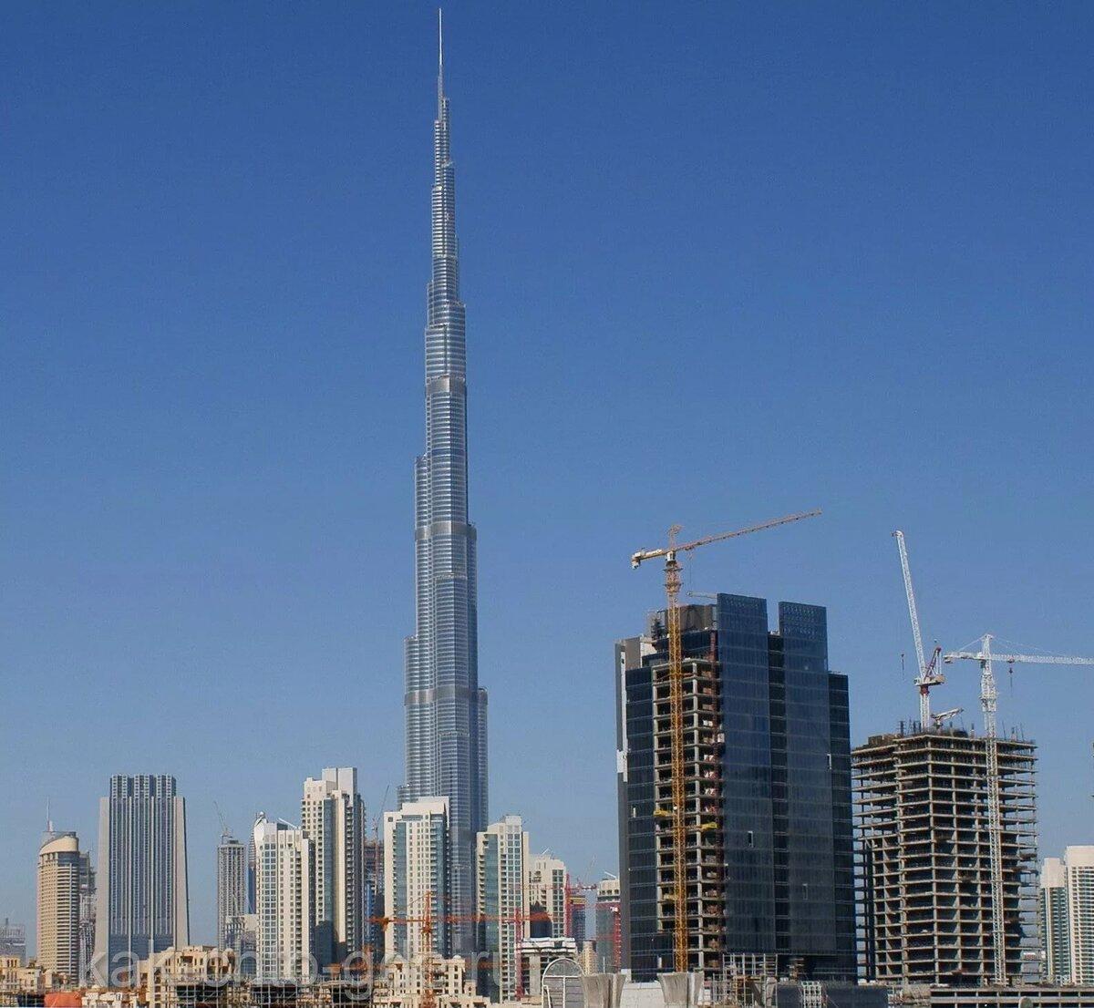 самые высокие небоскребы мира фото раз