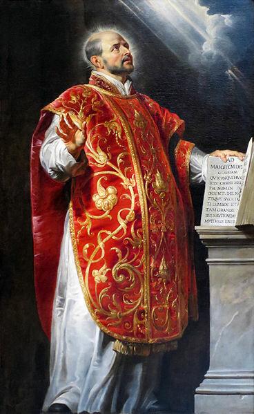 Святой Игнатий Лойола — основатель Ордена иезуитов