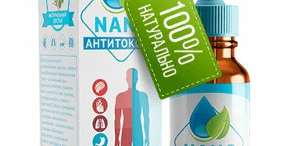 Капли от паразитов Eco AntiToxin в Караганде