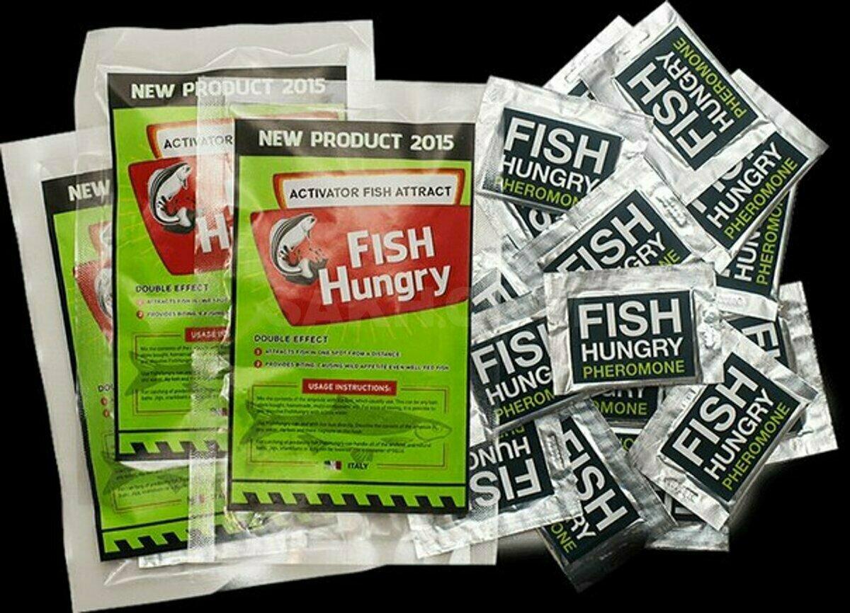 Зимний активатор клёва Fish Hungry в Запорожье