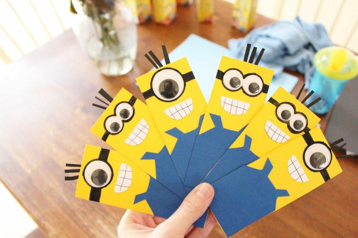Как сделать открытку на день рождения мальчику 7 лет