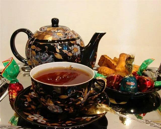 они картинка твой чай прекрасен этом видео покажу