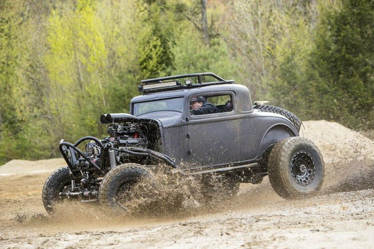 Внедорожник Dodge Coupe 1932 года