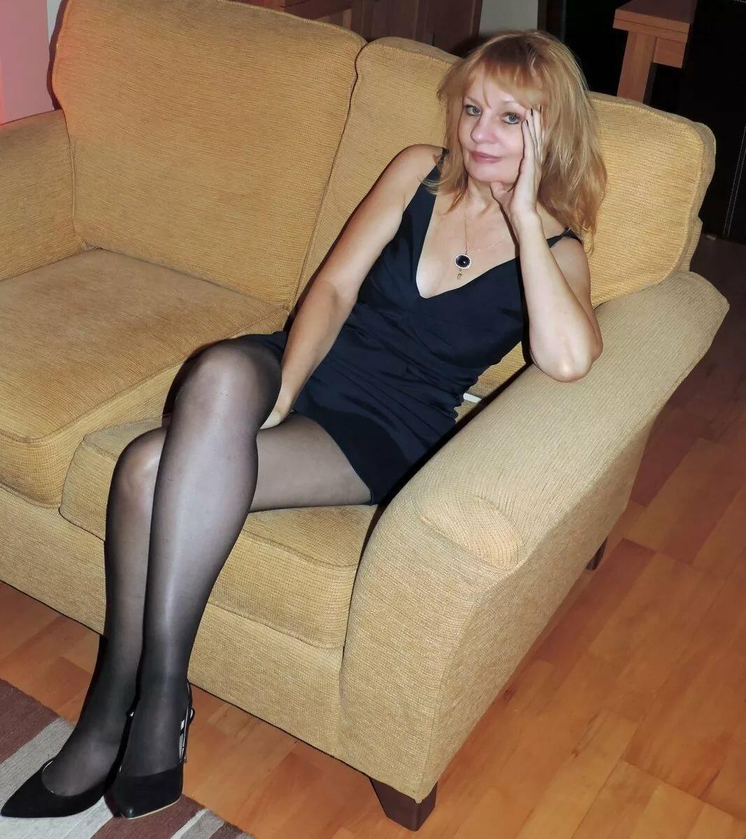Фото галереи зрелых жен #4