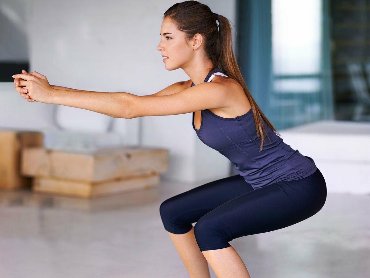 Интенсивная Зарядка Для Похудения Видео. 5 самых эффективных вариантов зарядки для похудения, которые легко можно делать в домашних условиях