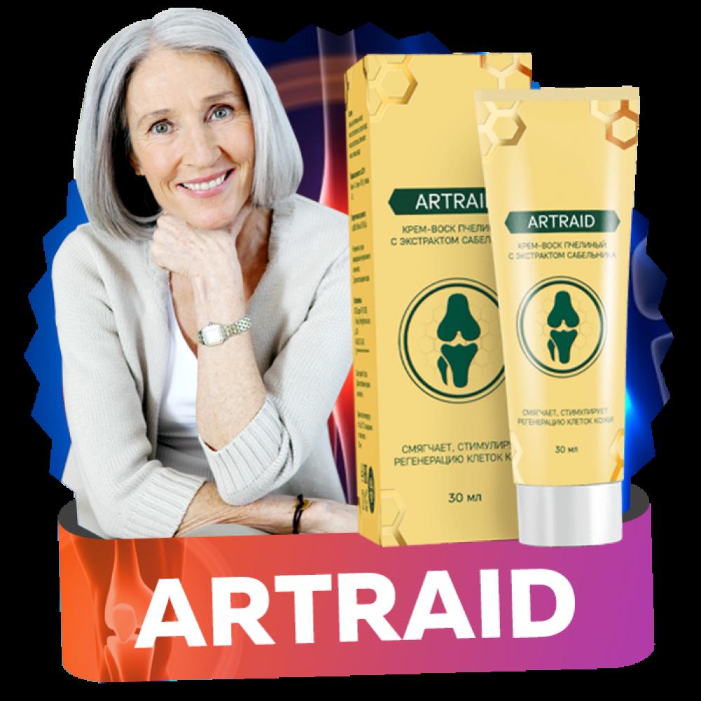 Крем для суставов ARTRAID в Норильске