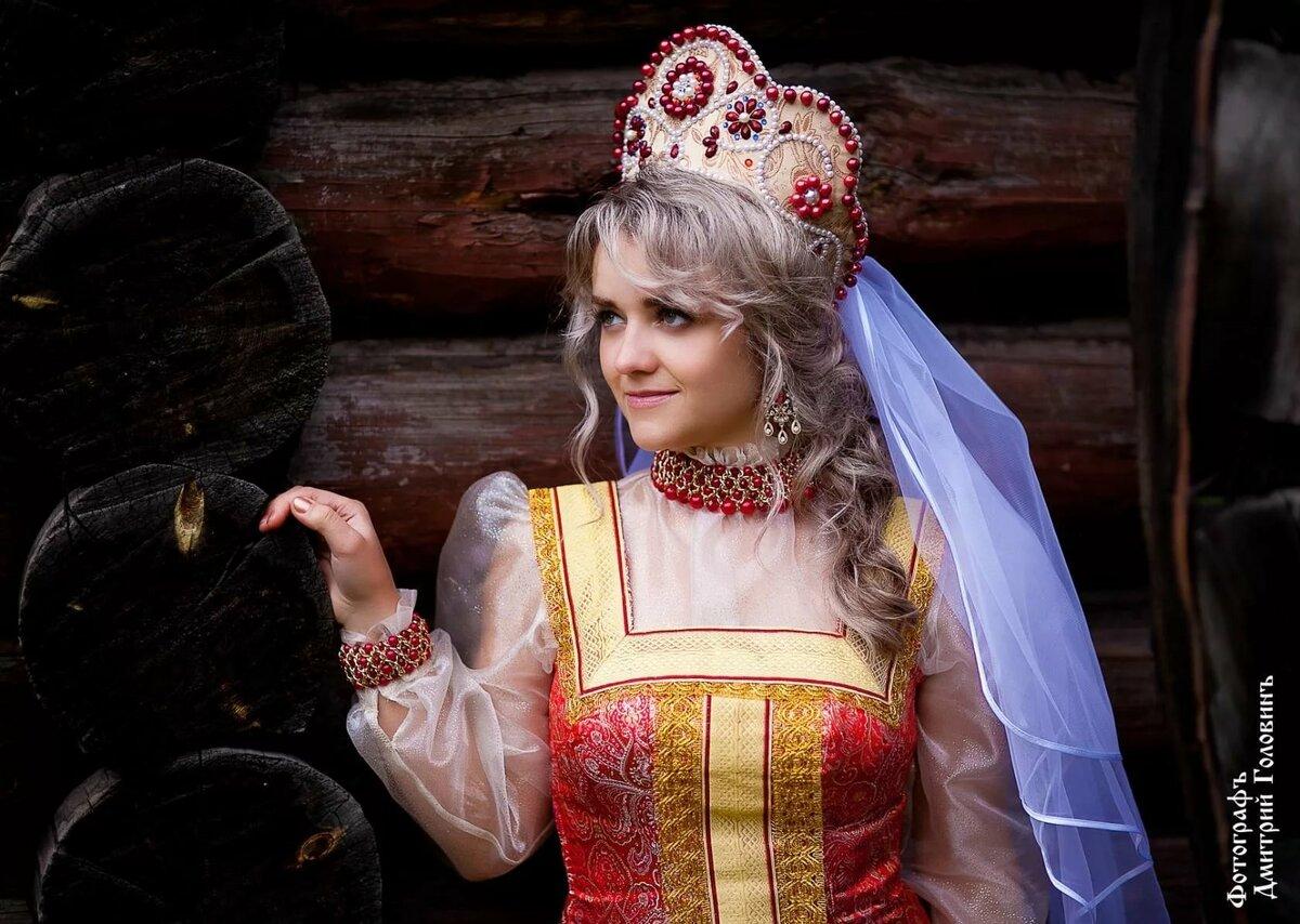 Русские красавицы в кокошниках картинки