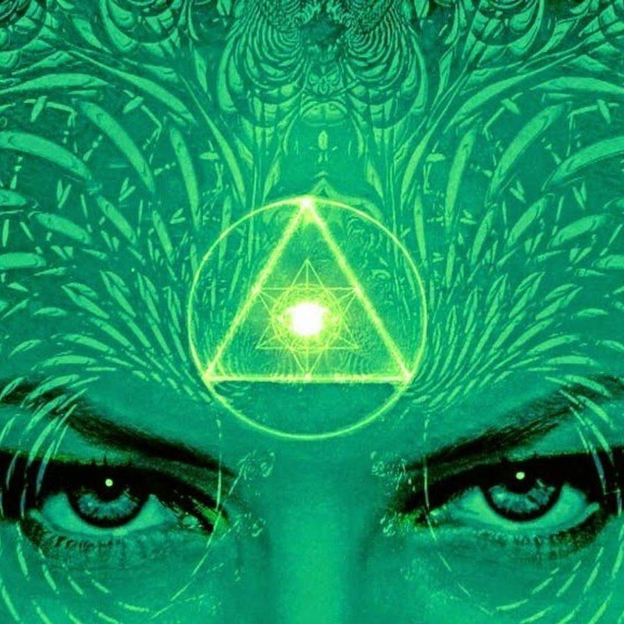Картинки третий глаз у человека